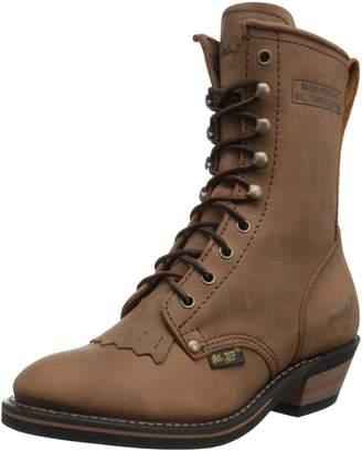 AdTec Women's 8 Inch Packer TN Work Boot