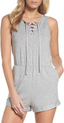 BB Dakota Zuelia French Terry Lounge Romper