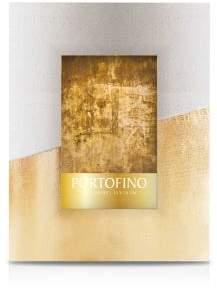 Argento Portofino by Sc Gold Concrete Block Frame, 5 x 7