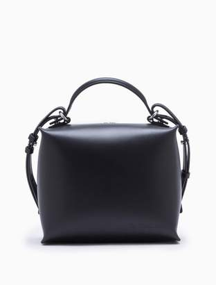 Calvin Klein leather lunch box bag