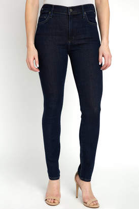 Citizens of Humanity Rocket Petite True Indigo Dark Denim