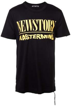 Mastermind Japan graphic printed logo T-shirt