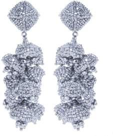 Sachin + Babi Grapes Earrings - Silver