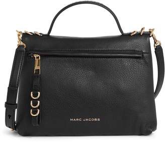 Marc Jacobs Two Fold Leather Satchel