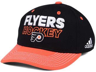 adidas Philadelphia Flyers Locker Room Structured Flex Cap