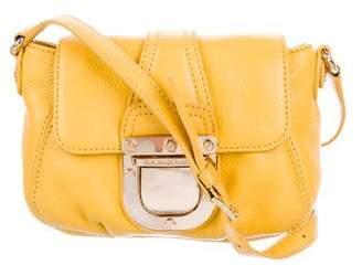 MICHAEL Michael Kors Mini Grained Leather Crossbody Bag