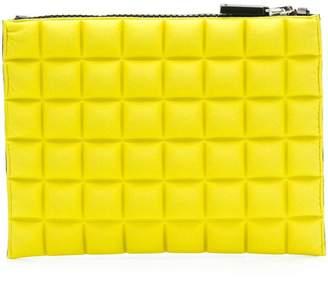 NO KA 'OI No Ka' Oi chocolate bar quilted purse