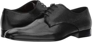 Giorgio Armani Grosgrain Oxford Men's Shoes