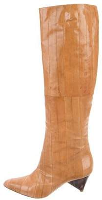 Devi Kroell Leather Over-The-Knee Boots