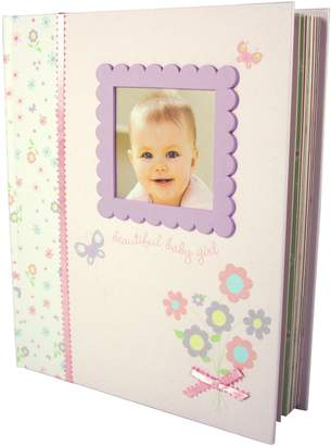 Jomoval C.R. Gibson Little Bloom Baby Memory Book (23cm x 28cm)