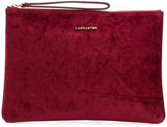 Lancaster square shaped clutch bag