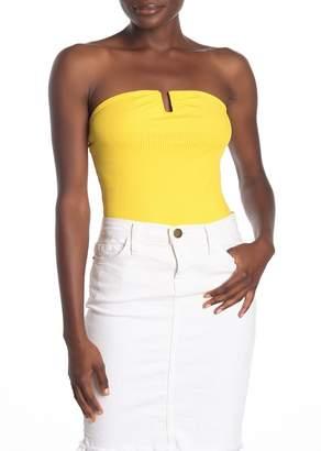 Material Girl U-Ring Bodysuit