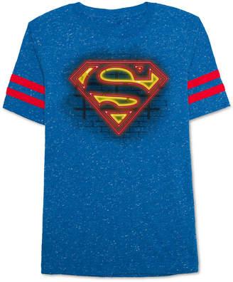 Dc Comics Superman Graphic-Print T-Shirt, Big Boys