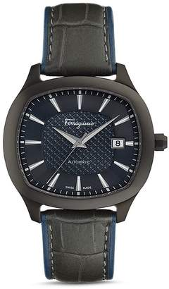 Salvatore Ferragamo Time Automatic Watch, 41mm