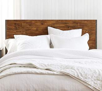 Pottery Barn Big Daddy's Antiques Reclaimed Wood Headboard
