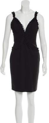 DSQUARED2 Sleeveless Mini Dress
