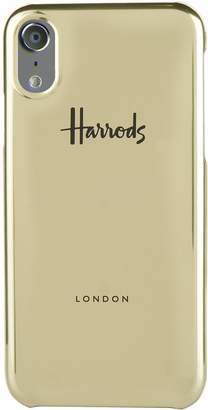 Harrods Logo iPhone X Case