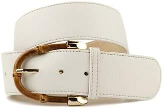J.Mclaughlin Bamboo Leather Belt