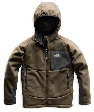 The North Face Boys' Chimborazo Fleece Hoodie with Sherpa Lining - Little Kid, Big Kid