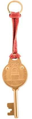Chloé Key Charm Keychain