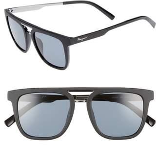 Salvatore Ferragamo 53mm Sunglasses