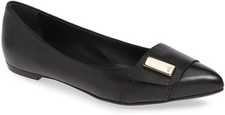 AGL Pointy Toe Flat