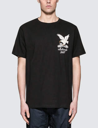 MHI Maha Eagle Chest S/S T-Shirt