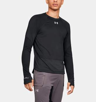 Under Armour Men's ColdGear Reactor WINDSTOPPER Long Sleeve