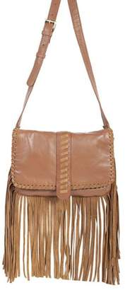 Scully Suede Fringe Crossbody