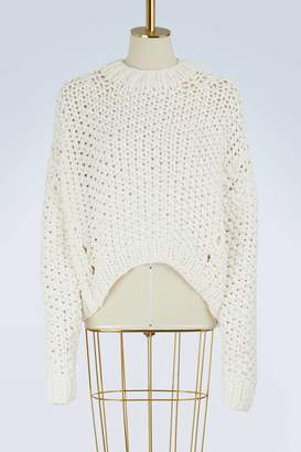 Acne Studios Onyx cotton sweater