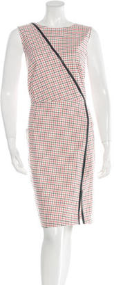 Boy. by Band of Outsiders Sleeveless Midi Dress w/ Tags $125 thestylecure.com