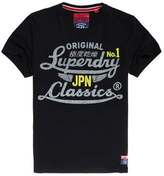 Superdry High Speed Heritage Classic T-Shirt