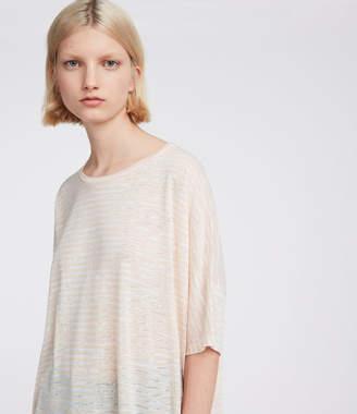 AllSaints Hatton Stripe T-Shirt