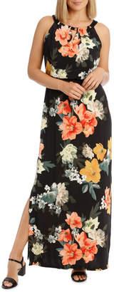 DAY Birger et Mikkelsen Printed Maxi Dress
