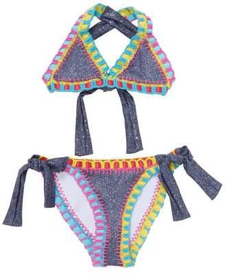 Pilyq Crochet & Glitter Bikini