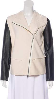 Robert Rodriguez Structured Short Coat