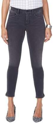 NYDJ Ami Ball Trim Ankle Skinny Jeans