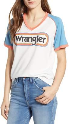 Wrangler Logo Graphic Tee