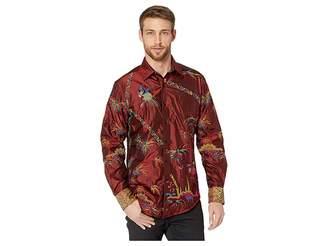 Robert Graham Limited Edition Samurai Spirit Sports Shirt