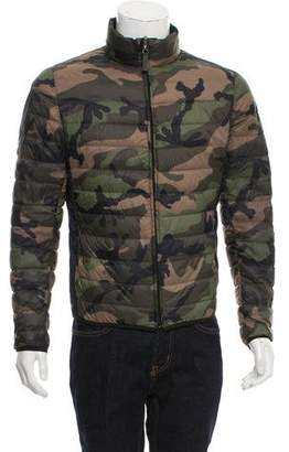 Valentino Reversible Puffer Jacket