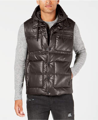 ebb1d3d1a0 Men Hooded Puffer Vest - ShopStyle