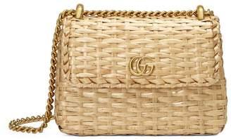 Gucci Wicker mini shoulder bag