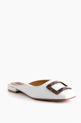 Jaggar Footwear Crown Leather Mule