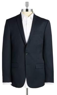 William Rast Two-Button Jacket