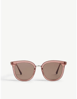 Gentle Monster Slow Slowly square-frame sunglasses