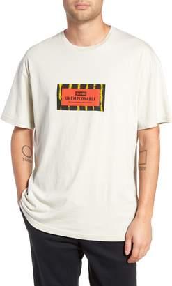 Globe Unemployable Captain T-Shirt