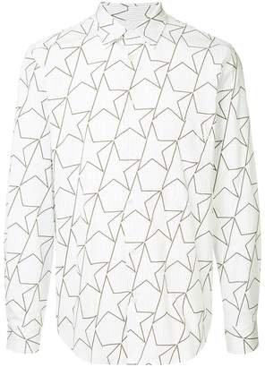 Golden Goose Star print shirt