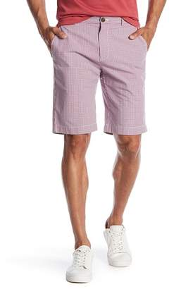 Brooks Brothers Country Pattern Bermuda Shorts