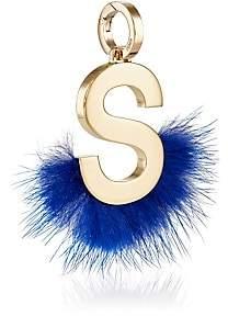 Fendi Women's ABClick S Bag Charm - Gold