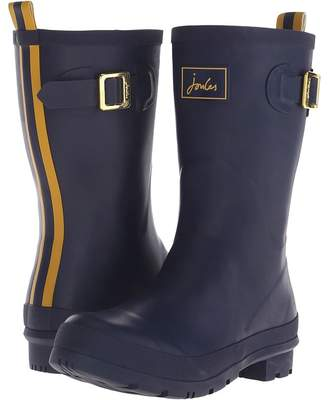 Joules Mid Kelly Welly Women's Rain Boots